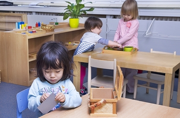 International Montessori School of Prague anglickými školkami